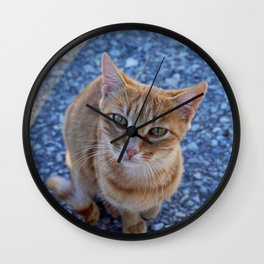 give me a little love Wall Clock