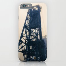 Steel Bridge, Portland, Oregon Slim Case iPhone 6s