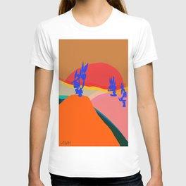 New Frontier  T-shirt