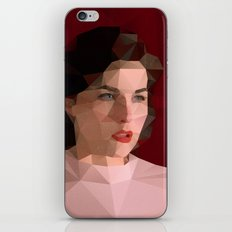 Audrey Horne iPhone & iPod Skin