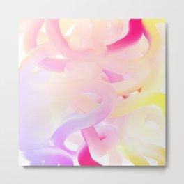 Abstract 002 Metal Print