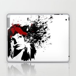 Girls Hair Laptop & iPad Skin