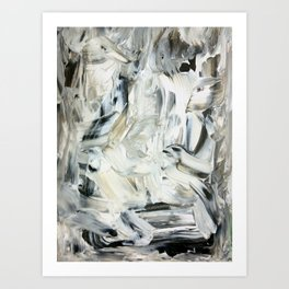 UNDULATE no.3 Art Print