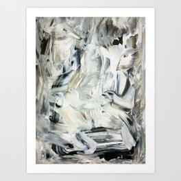 UNDULATE no.3 Art Print