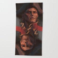 Hancock Beach Towel