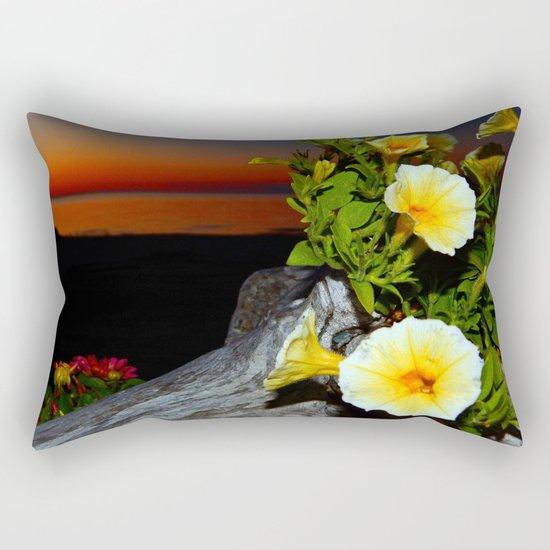 Evening Rhapsody Rectangular Pillow