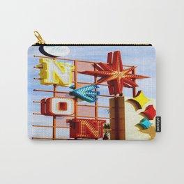 Neon Boneyard Carry-All Pouch