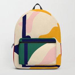 Happy Little Pattern I. Backpack