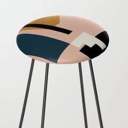 Shape study #2 - Lola Collection Counter Stool