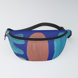 15 | Imperfection | 190325 Abstract Shapes Fanny Pack