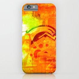 graff texture iPhone Case