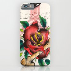 The Eye, The Rose, The Bone iPhone 6s Slim Case