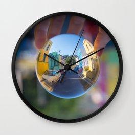 Bo Kaap Wall Clock