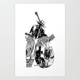 All that Jazz - 02 Art Print