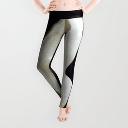 Metaphysical shape by Shimon Drory Leggings