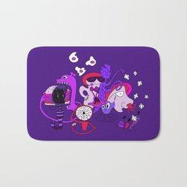 Freak Party Version 2 Bath Mat