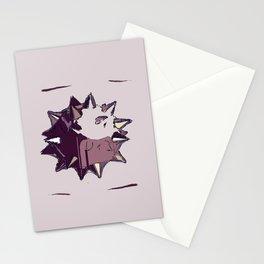 Mine Maniac Stationery Cards