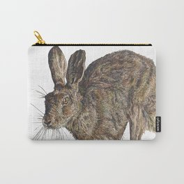 Hare II Carry-All Pouch
