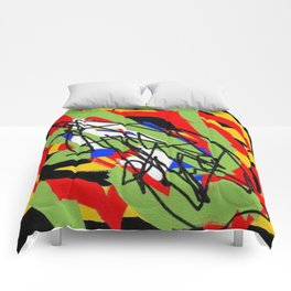Color and color Comforters