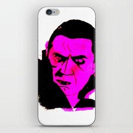 Dracula  iPhone Skin
