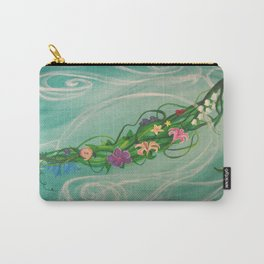 Garland of Grace Carry-All Pouch