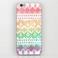 Tribal Sunrise iPhone & iPod Skin