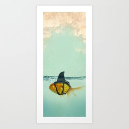 BRILLIANT DISGUISE 03 Art Print