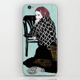 Veronica-g iPhone Skin