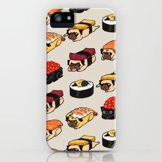 Sushi Pug iPhone SE Slim Case