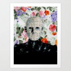 Lush Pinhead // Hellraiser Art Print