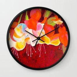Dancing Ladies Wall Clock