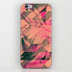 lyyf tryp iPhone Skin