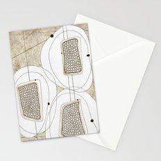 Orbiting Stationery Cards