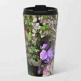 Flower Shop Italy Travel Mug