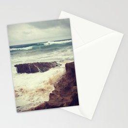 Photobombed By The Surfer Stationery Cards