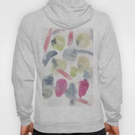 23| 1903016 Watercolour Abstract Painting Hoody