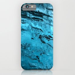 Ice Wall iPhone Case