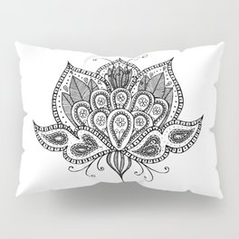 Lotus flower Pillow Sham