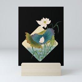 lotursflowers D : Minhwa-Korean traditional/folk art Mini Art Print