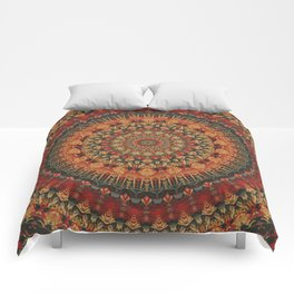 Mandala 563 Comforters