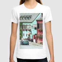 Pastel Town : Alsace T-shirt