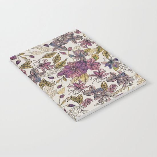 Dreaming Florals Notebook