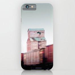 Train Spotting iPhone Case