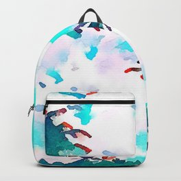 Lanikai Coconut Trees Backpack