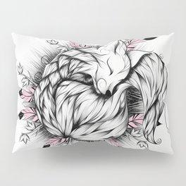 Little Fox Pink Version Pillow Sham