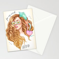 Free my mind, ARTPOP Stationery Cards