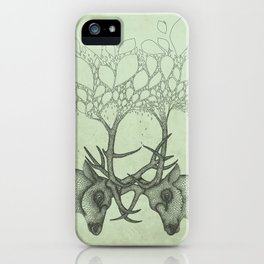 Into the Spring iPhone Case