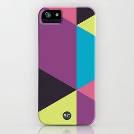 Prisma Shadows iPhone Case