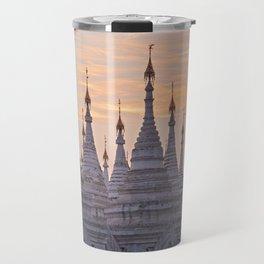 Sandamani Pagoda, Mandalay, Myanmar Travel Mug