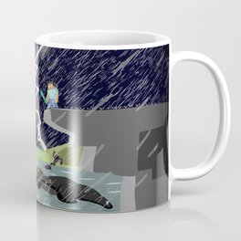 The Final Confrontation Coffee Mug